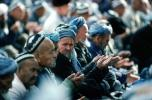 Men Praying, Prayer, Turbin, Samarkand