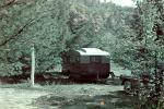Trailer, Campsite, Campground, 1940s
