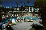 Poolside, Men, sun tanning, lounge chairs, Hotel, RVLV01P15_05
