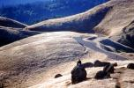Mount Tamalpais, Hills, Mountain, Rocks