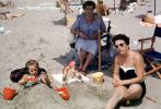 Bucket, Pail, Shovel, Jonathan Beach Club, Pacific Palisades, 1950's