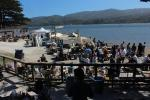 Oyster Picnic, Beach, Tomales Bay, Marin County, California, RVPD01_014