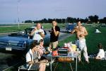 Roadside Picnic, Buick Convertible, cars, automobiles, vehicles, July 1965, 1960s, RVPV01P09_14