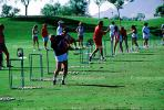 Driving Range, practice, golfers practicing, Palm Springs, SGFV01P09_15