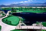 putting green, Palm Springs