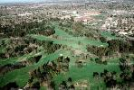 Golf Course, trees, green, Sacramento, California