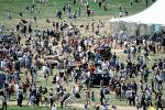 Crowds, People, Field, Opening Day, Crissy Field, Celebration, May 6 , 2001, SKTV01P15_10