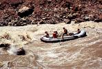 Colorado River, rafting, silt, mud, muddy