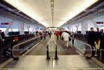 International Terminal, Vanishing Point, Moving Walkway, TAAV11P01_17