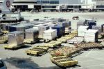 (SFO), Air Cargo Pallets, Carts, TAAV11P07_04