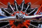 Radial Piston Engine head-on
