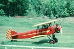 N666J, Fleet Finch (Fleet Model 16), Old Rhinebeck Aerodrome, TABV01P09_12