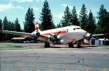 N82FA, Douglas C-54G, DC-4, Chester Air Attack Base, Firefighting Airtanker, Tanker-161, TAEV01P05_06