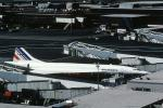F-BVFA, Concorde SST, Air France AFR, terminal buildings, jetway, TAFV07P07_07B