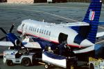 N320UE, United Expres, BAe Jetstream 41, tractor, carts, TAFV13P07_14