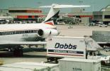 N974DL, Delta Air Lines, Douglas DC-9, Dobbs Catering Truck, jetway, Airbridge, TAFV13P11_07