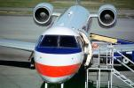 N828AE, Embraer ERJ-140LR, American Eagle EGF, Mobile Stairs, Rampstairs, ramp, TAFV22P07_18