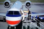 N828AE, Embraer ERJ-140LR, American Eagle EGF, Mobile Stairs, Rampstairs, ramp, TAFV22P08_01