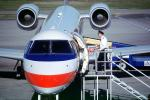 N828AE, Embraer ERJ-140LR, American Eagle EGF, Mobile Stairs, Rampstairs, ramp, TAFV22P08_02