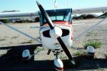 N757QH, Cessna 152, Head-on