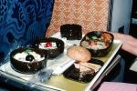 Airplane Food, Bread, Cheese, crackers hot plate, TAIV02P06_14