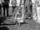 Boy, Model Airplane, 1930's, vintage, Old, Historic, Historical, TAMV01P01_18