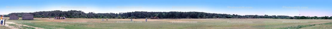 Wright Brothers Panorama