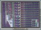 Color Pin Plot, Chip Layout, Chip Topology, C-MOS Integrated Circuit, TEBV01P03_15
