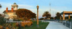 Point Fermin Light House, San Pedro, Pacific Ocean, West Coast, TLHD01_121
