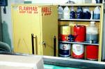 Cabinet full of Flammable Liquid Containers, TMOV01P01_04