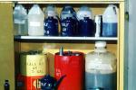 Cabinet full of Flammable Liquid Containers, TMOV01P01_05