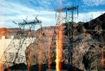 Hoover Dam, Tower, Transmission Towers, Pylons, TPDV01P05_02