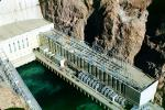 Power House, Hoover Dam, Colorado River, TPHV01P15_09