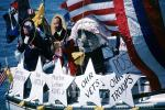 George Washington, Abe Lincoln, Martin Luther King, Opening Day on the Bay, Yellow Ribbons, MLK, TSCV07P02_08