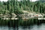 Shellfish, Salmon, Hatchery, Desolation Sound, British Columbia, Dock