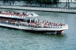 River Seine, Sightseeing Boat, Paris, Excursion, TSPV01P02_02