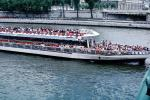 River Seine, Sightseeing Boat, Paris, Excursion, TSPV01P02_03