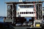 Car Ferry, Seattle Harbor, Ferry, Ferryboat, Harbor, to Bremerton, TSPV01P14_09
