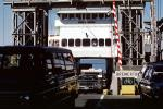 Car Ferry, Seattle Harbor, Ferry, Ferryboat, Harbor, to Bremerton, TSPV01P14_11