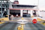 STOP, Car Ferry, Mississippi River, New Orleans, Ferry, Ferryboat, TSPV05P04_07
