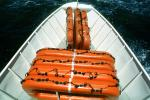 life rafts, Bow