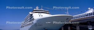 Regal Princess, Panorama, bow