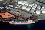 Oil Tanks, Terminal, Warehouses, Docks, Dock, Harbor
