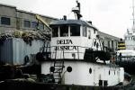Delta Jessica Tugboat, Dock, Harbor