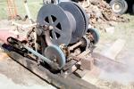 Orton & Steinbrenner Steam Winch, 1910
