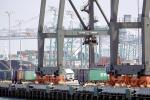 Gantry Crane, Harbor