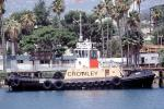 Crowley Scout, towing vessel, tugboat, Harbor class tractor tug, San Pedro, TSWV06P06_01