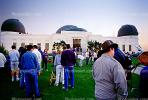 Star Party, telescopes, Griffith Park Observatory, UORV02P11_13