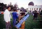 Star Party, telescopes, Griffith Park Observatory, UORV02P11_17