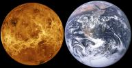 Size Comparison between Venus and Earth, UPVD01_001